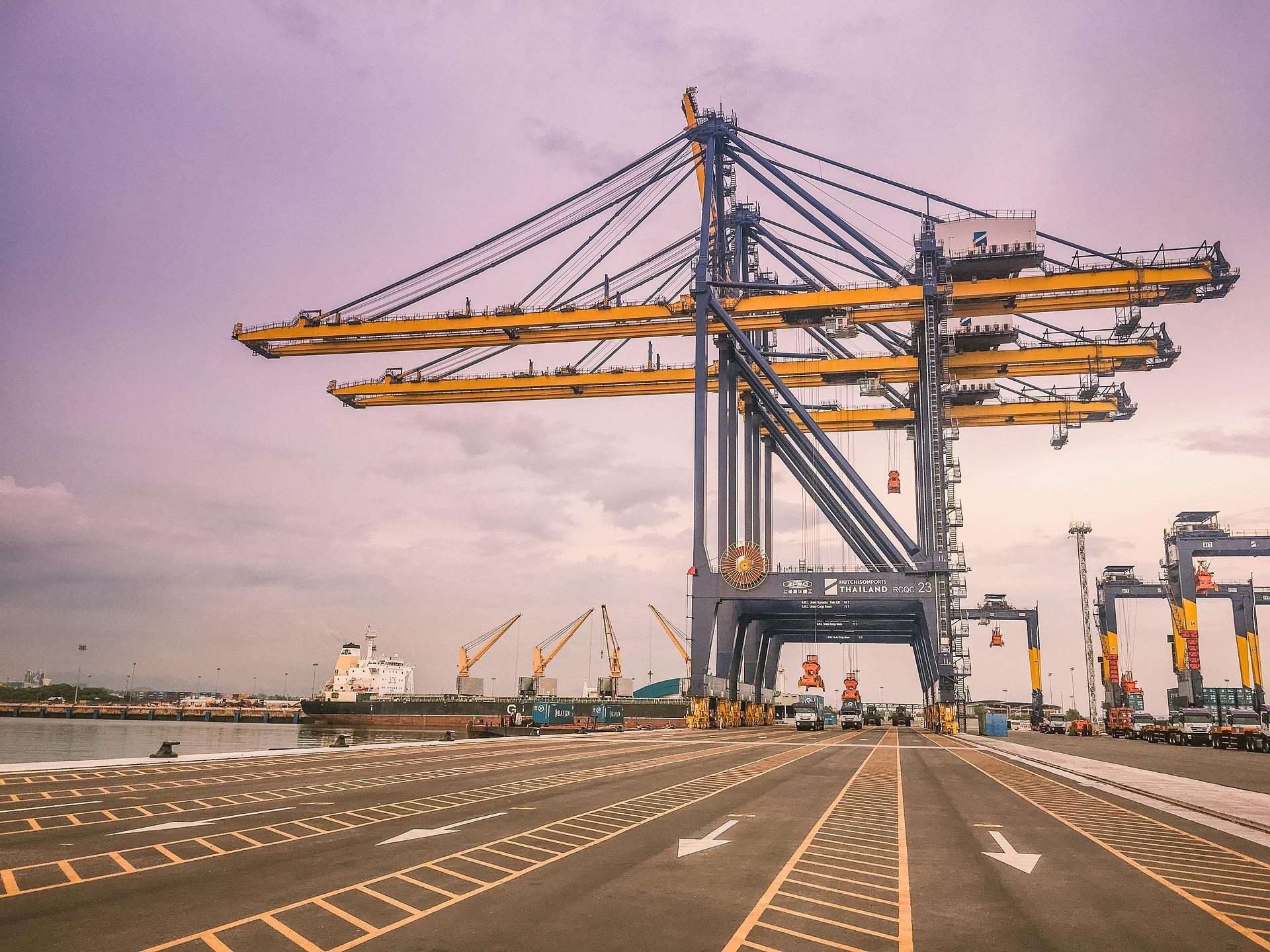Afrika'da Türk Firmasından Liman Yatırımı