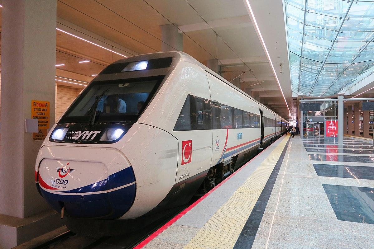 2,3 Milyar Euro'luk Ankara-İzmir Hızlı Tren Projesinde Son Teklifler Belli Oldu